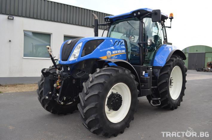 Трактори New-Holland T7.230 Powercommand 0 - Трактор БГ