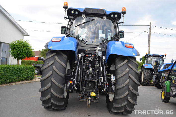 Трактори New-Holland T7.230 Powercommand 3 - Трактор БГ