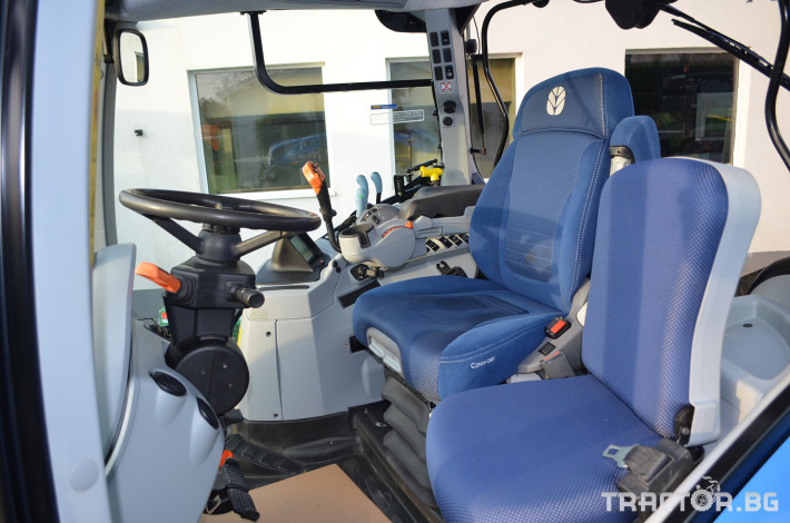 Трактори New-Holland T7.230 Powercommand 7 - Трактор БГ