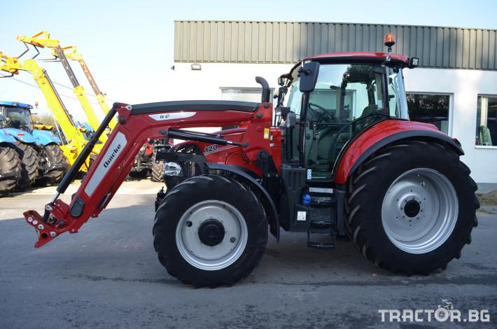 Трактори CASE-IH Luxxum 120 1 - Трактор БГ