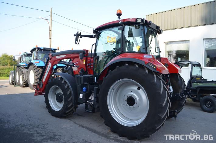 Трактори CASE-IH Luxxum 120 3 - Трактор БГ