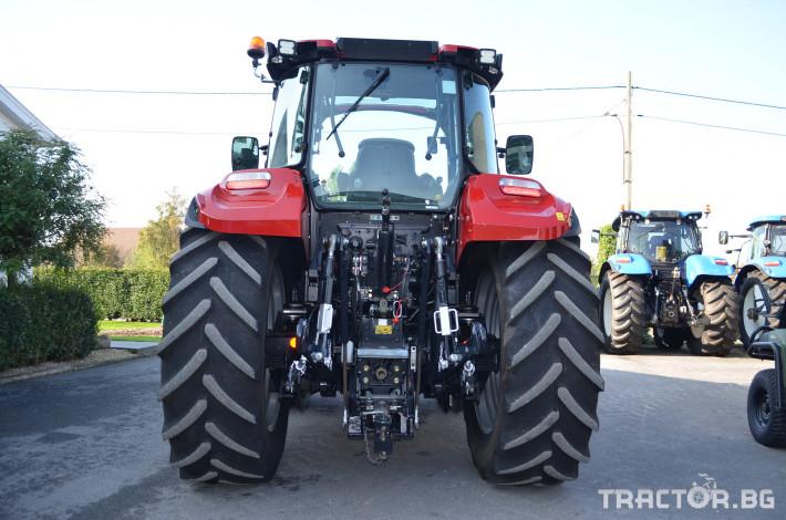 Трактори CASE-IH Luxxum 120 4 - Трактор БГ
