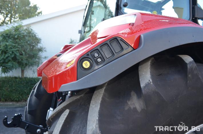 Трактори CASE-IH Luxxum 120 5 - Трактор БГ