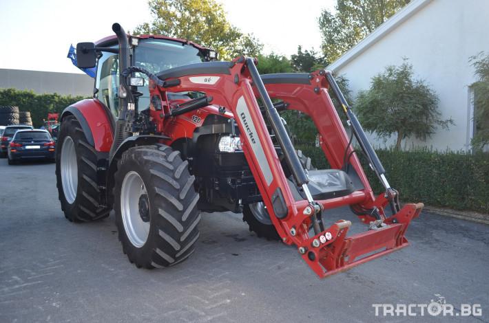 Трактори CASE-IH Luxxum 120 6 - Трактор БГ