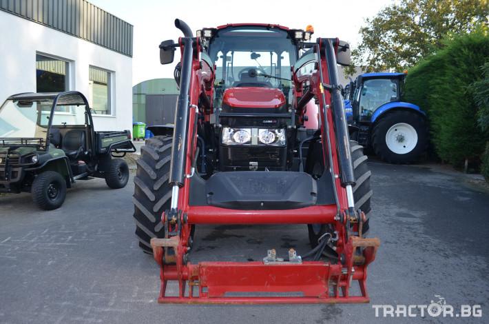 Трактори CASE-IH Luxxum 120 7 - Трактор БГ