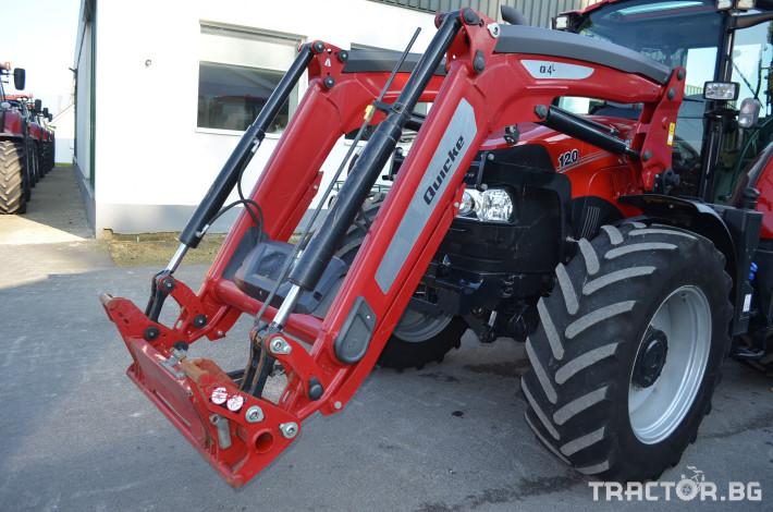 Трактори CASE-IH Luxxum 120 8 - Трактор БГ