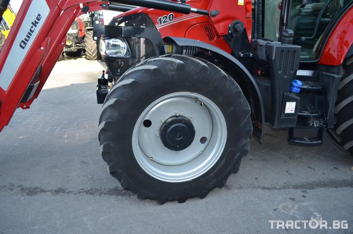 Трактори CASE-IH Luxxum 120 9 - Трактор БГ