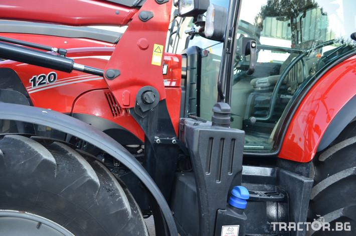 Трактори CASE-IH Luxxum 120 10 - Трактор БГ