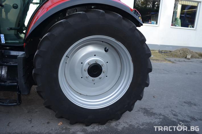 Трактори CASE-IH Luxxum 120 11 - Трактор БГ