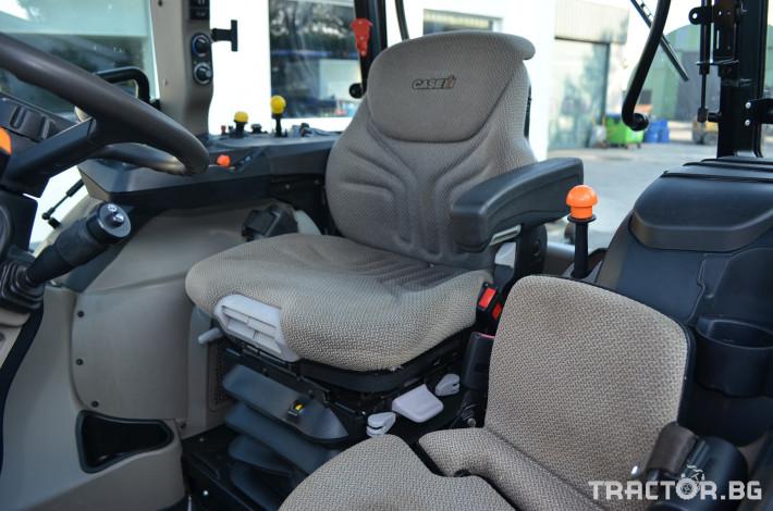 Трактори CASE-IH Luxxum 120 13 - Трактор БГ