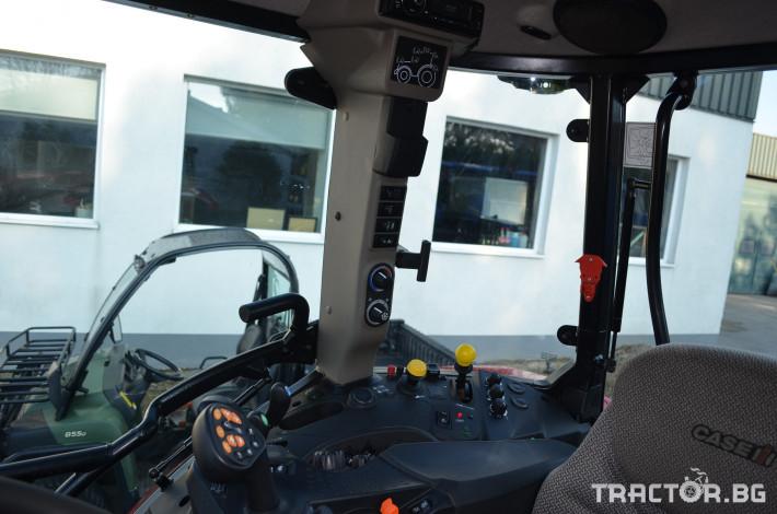 Трактори CASE-IH Luxxum 120 14 - Трактор БГ