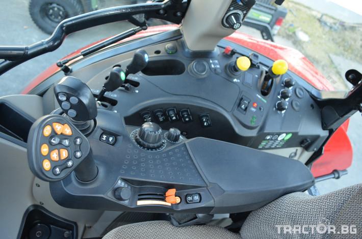 Трактори CASE-IH Luxxum 120 15 - Трактор БГ