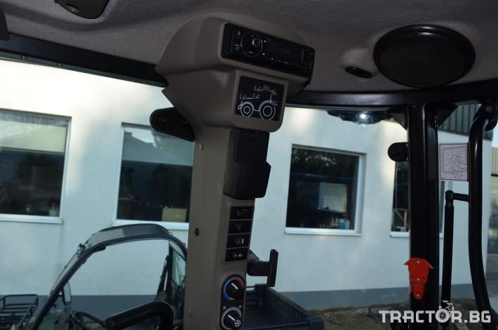 Трактори CASE-IH Luxxum 120 16 - Трактор БГ