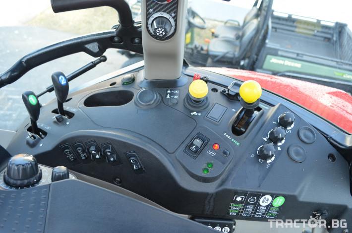 Трактори CASE-IH Luxxum 120 17 - Трактор БГ