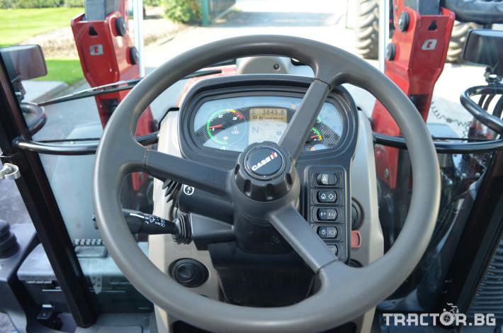 Трактори CASE-IH Luxxum 120 18 - Трактор БГ