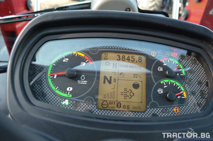 Трактори CASE-IH Luxxum 120 19 - Трактор БГ