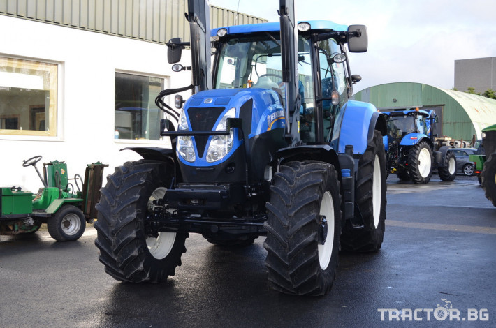 Трактори New-Holland T7.185 Powercommand 1 - Трактор БГ