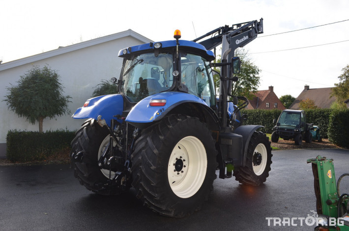 Трактори New-Holland T7.185 Powercommand 4 - Трактор БГ