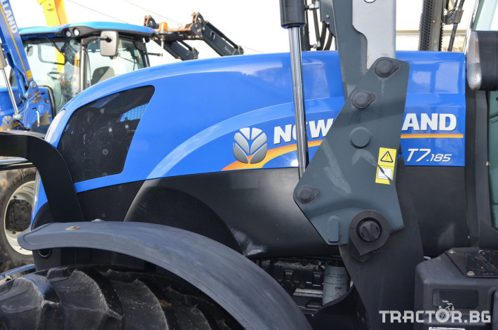 Трактори New-Holland T7.185 Powercommand 9 - Трактор БГ