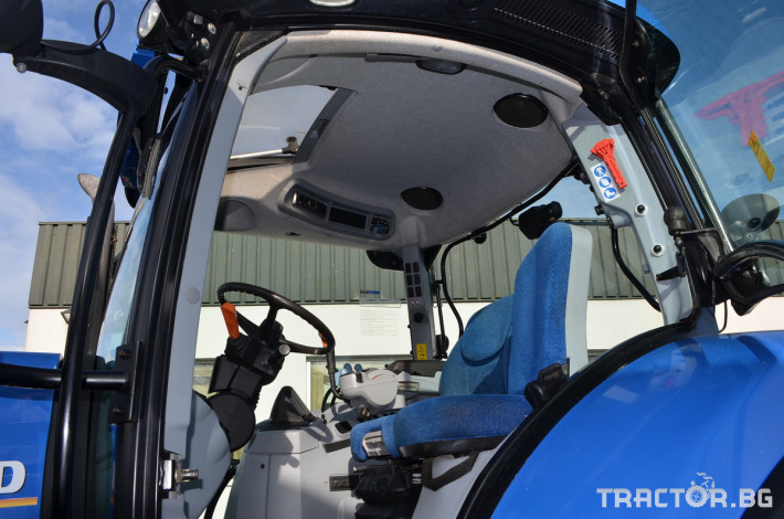 Трактори New-Holland T7.185 Powercommand 10 - Трактор БГ