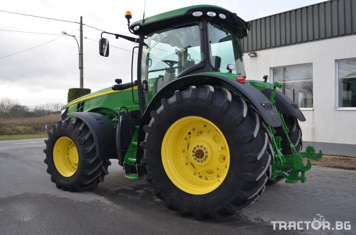 Трактори John-Deere 8320R 2 - Трактор БГ