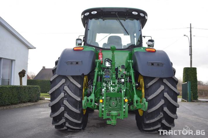 Трактори John-Deere 8320R 3 - Трактор БГ