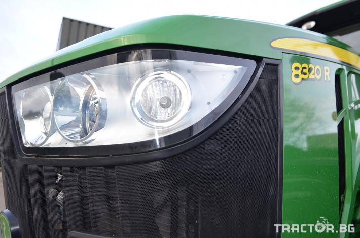 Трактори John-Deere 8320R 10 - Трактор БГ