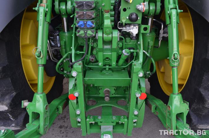 Трактори John-Deere 8320R 11 - Трактор БГ