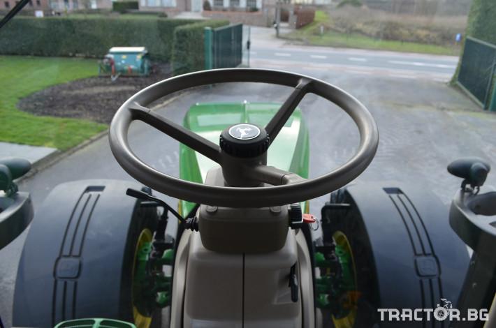 Трактори John-Deere 8320R 18 - Трактор БГ