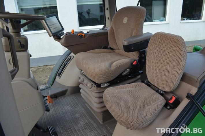 Трактори John-Deere 8320R 20 - Трактор БГ